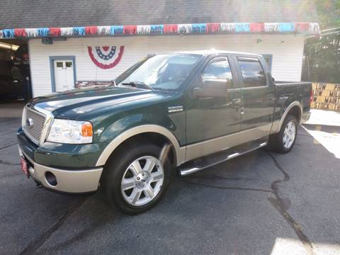 2007 Ford F-150 for sale in Pepperell, MA