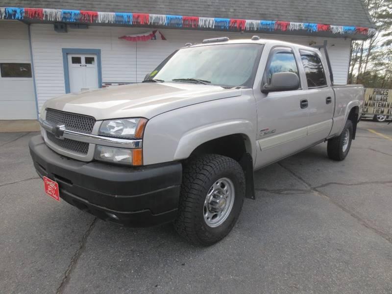 Used Chevrolet Silverado HD For Sale Boston MA CarGurus - Chevrolet dealerships in massachusetts