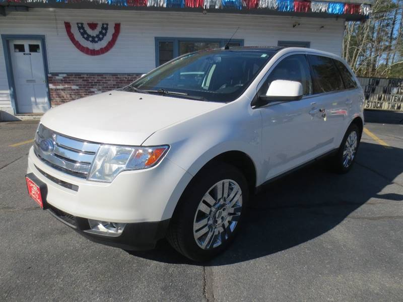 Ford Edge Awd Limited Dr Crossover Pepperell Ma