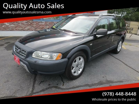 2005 Volvo XC70 for sale in Pepperell, MA