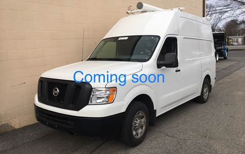2017 Nissan NV Cargo for sale in Peabody, MA
