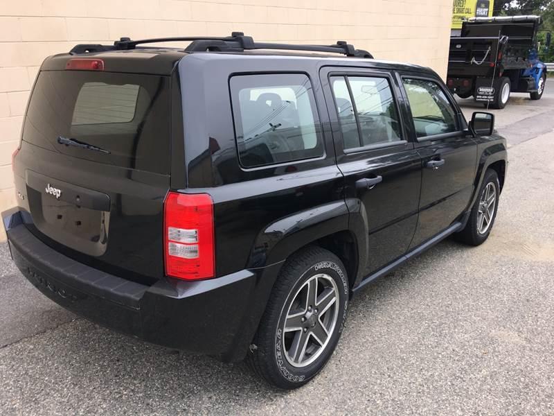 2009 Jeep Patriot Sport 4x4 4dr SUV In Peabody MA - Bill's