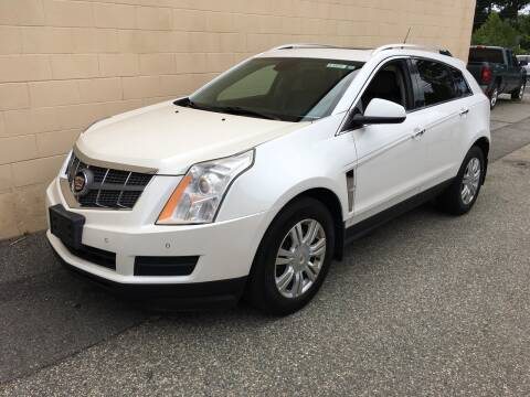 2011 Cadillac SRX for sale at Bill's Auto Sales in Peabody MA