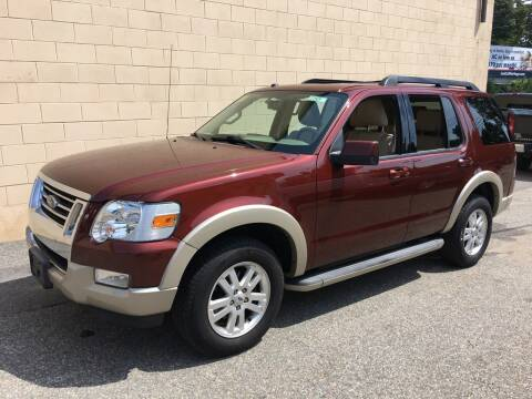 2010 Ford Explorer for sale at Bill's Auto Sales in Peabody MA