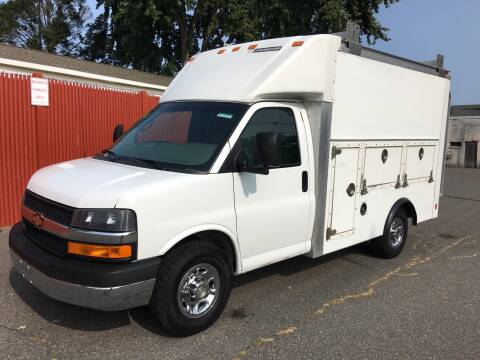 2014 Chevrolet Express Cutaway for sale at Bill's Auto Sales in Peabody MA