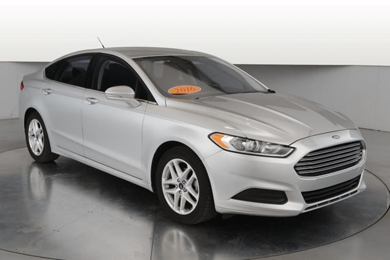 2016 Ford Fusion Se In Grand Rapids Mi Tom Stehouwer Auto Sales