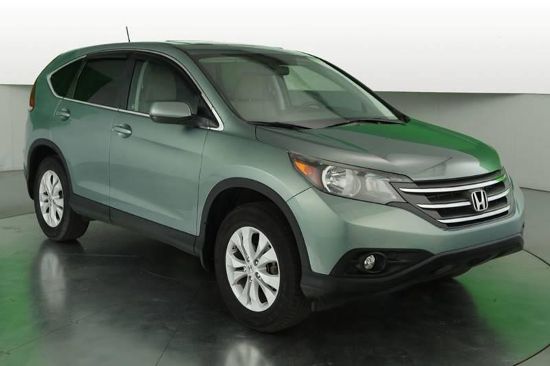 2012 Honda CR V For Sale At Tom Stehouwer Auto Sales In Grand Rapids MI
