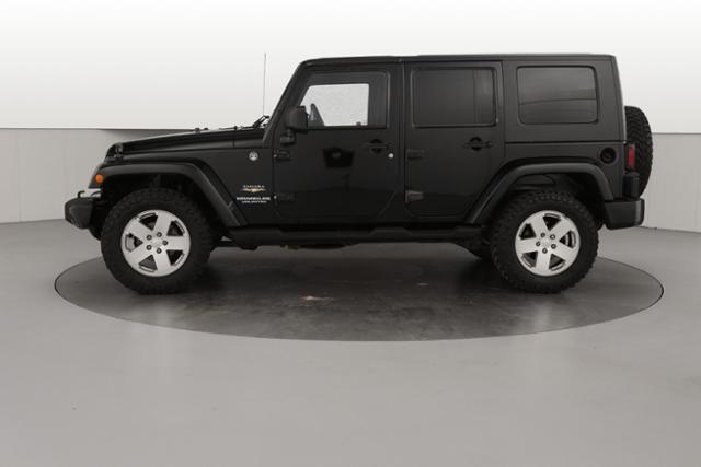 2008 Jeep Wrangler Unlimited 4x4 Sahara 4dr SUV - Grand Rapids MI