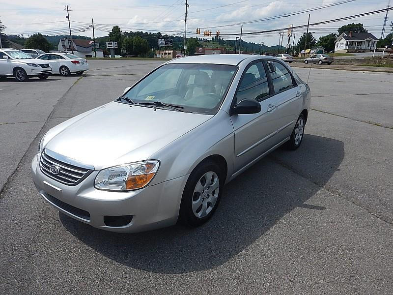 2008 Kia Spectra for sale at Carl's Auto Incorporated in Blountville TN