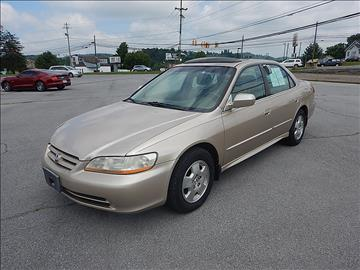 2001 Honda Accord for sale at Carl's Auto Incorporated in Blountville TN