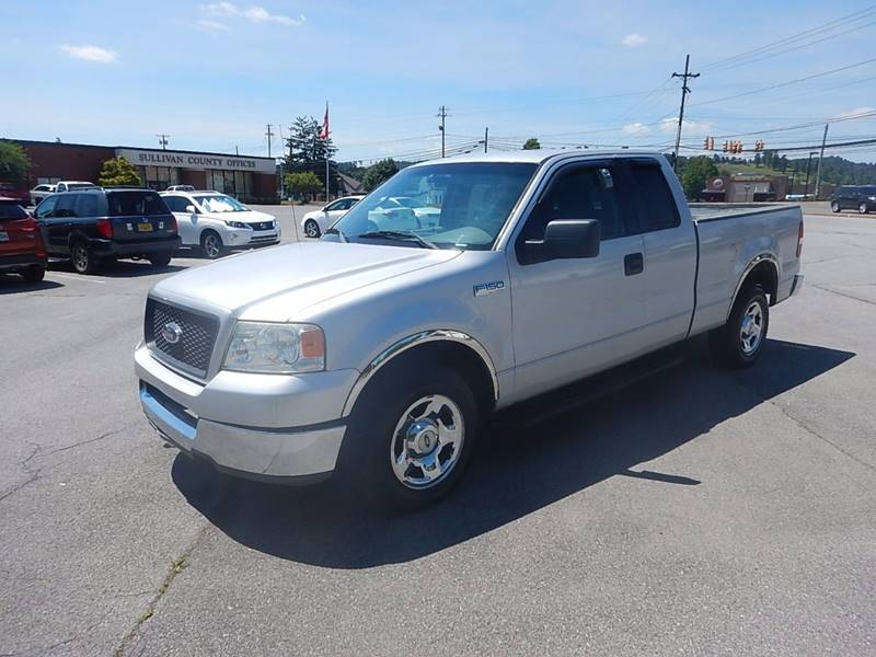 2005 Ford F-150 for sale at Carl's Auto Incorporated in Blountville TN