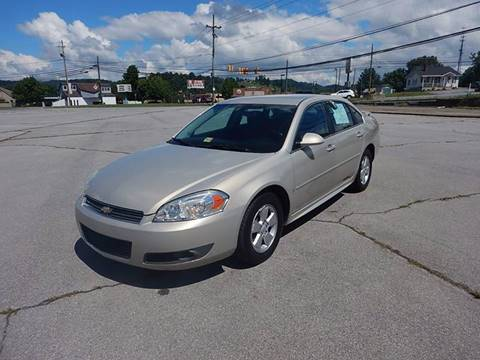 2010 Chevrolet Impala for sale at Carl's Auto Incorporated in Blountville TN