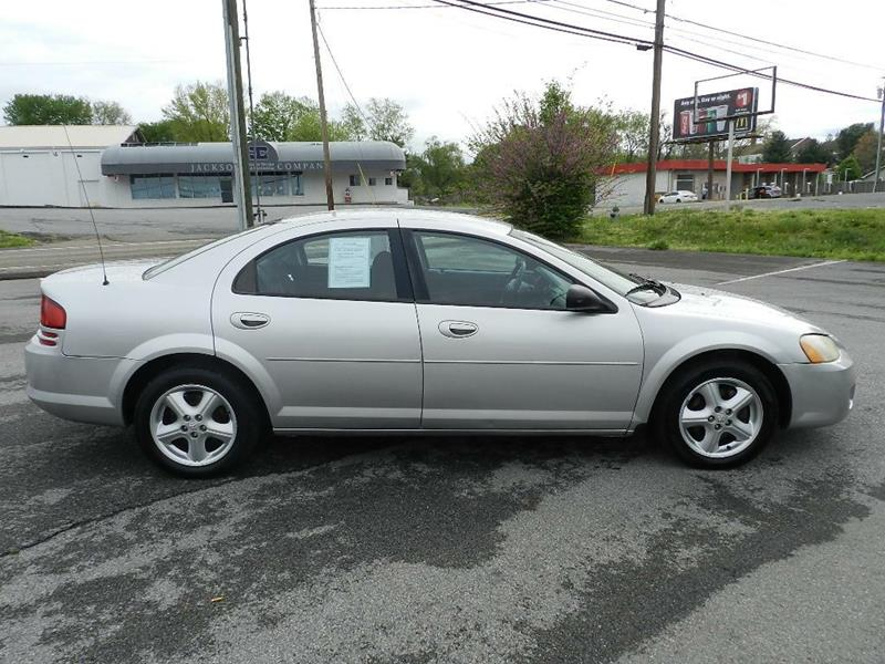 2006 Dodge Stratus for sale at Carl's Auto Incorporated in Blountville TN