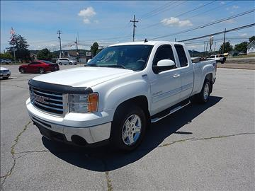 2010 GMC Sierra 1500 for sale at Carl's Auto Incorporated in Blountville TN