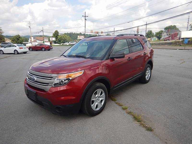 2013 Ford Explorer for sale at Carl's Auto Incorporated in Blountville TN