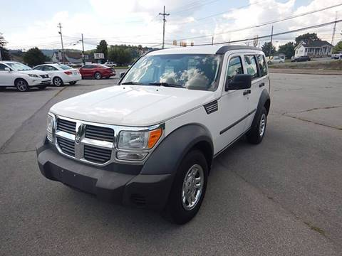 2008 Dodge Nitro for sale at Carl's Auto Incorporated in Blountville TN