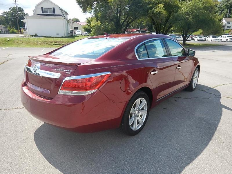 2011 Buick LaCrosse for sale at Carl's Auto Incorporated in Blountville TN