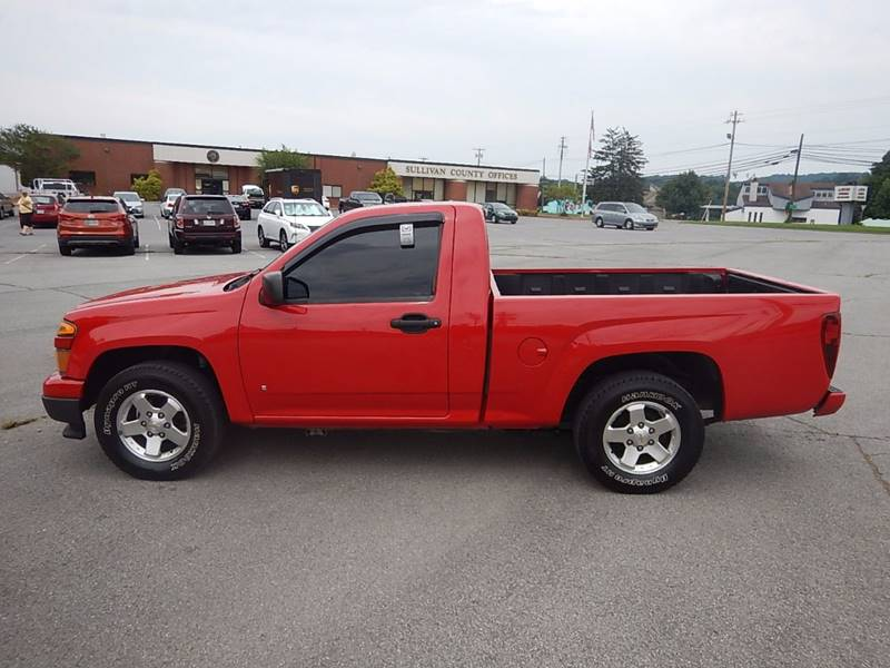 2009 Chevrolet Colorado for sale at Carl's Auto Incorporated in Blountville TN