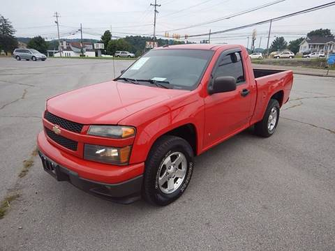 2009 Chevrolet Colorado for sale in Blountville, TN