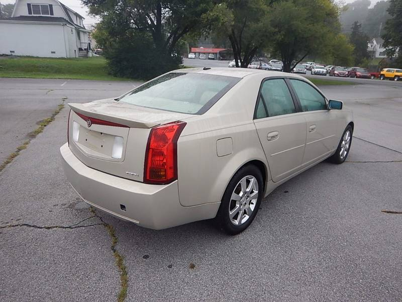 2007 Cadillac CTS for sale at Carl's Auto Incorporated in Blountville TN