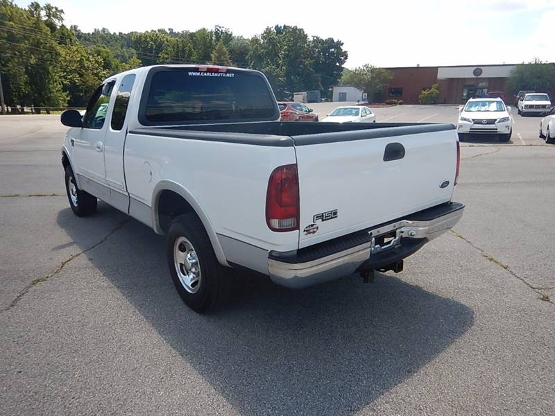 1999 Ford F-150 for sale at Carl's Auto Incorporated in Blountville TN