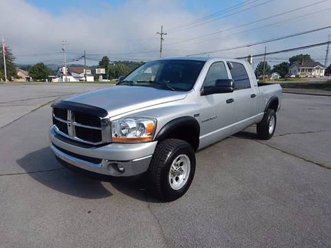 2006 Dodge Ram Pickup 1500 for sale at Carl's Auto Incorporated in Blountville TN