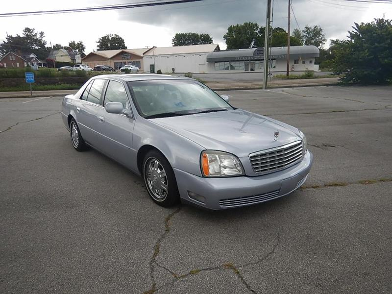 2004 Cadillac DeVille for sale at Carl's Auto Incorporated in Blountville TN