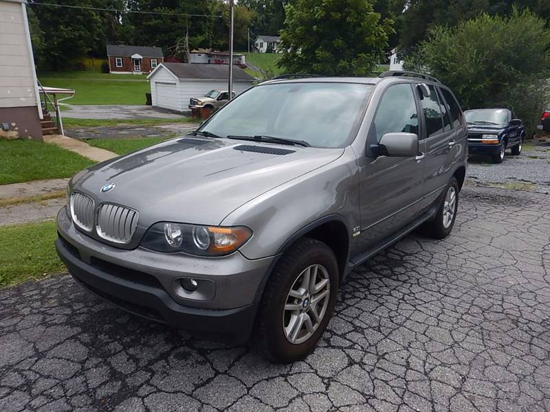 2006 BMW X5 for sale at Carl's Auto Incorporated in Blountville TN
