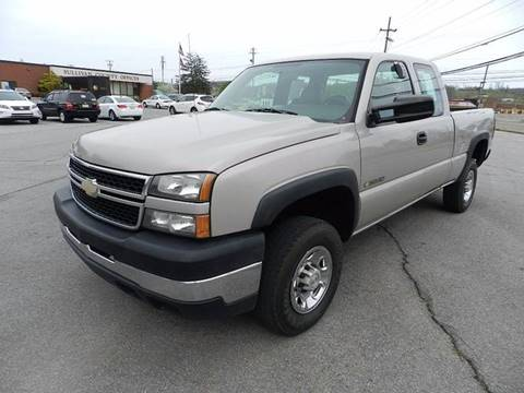 2007 Chevrolet Silverado 2500HD Classic for sale at Carl's Auto Incorporated in Blountville TN