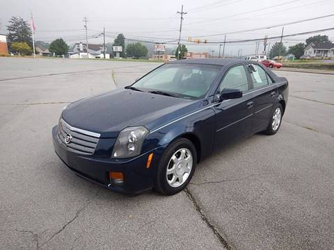 2004 Cadillac CTS for sale at Carl's Auto Incorporated in Blountville TN