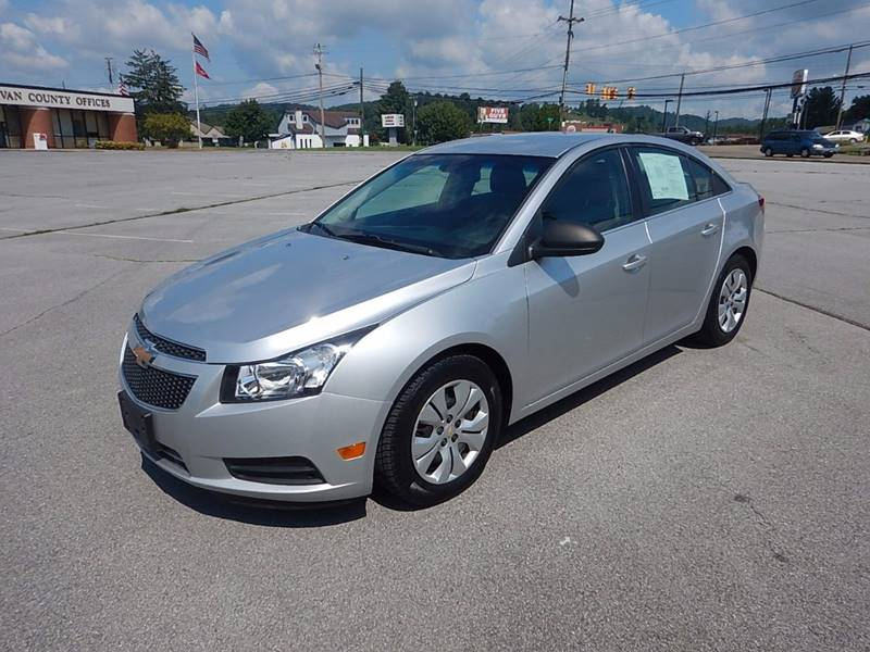 2012 Chevrolet Cruze for sale at Carl's Auto Incorporated in Blountville TN