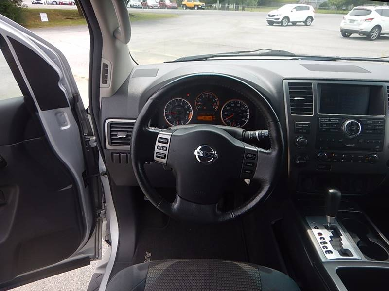 2011 Nissan Armada for sale at Carl's Auto Incorporated in Blountville TN