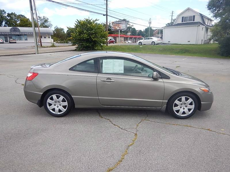 2006 Honda Civic for sale at Carl's Auto Incorporated in Blountville TN