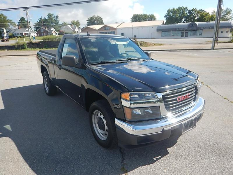 2009 GMC Canyon for sale at Carl's Auto Incorporated in Blountville TN