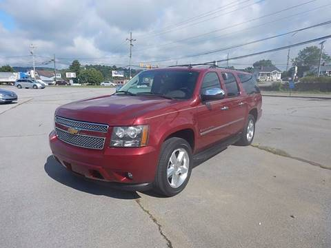 2009 Chevrolet Suburban for sale at Carl's Auto Incorporated in Blountville TN