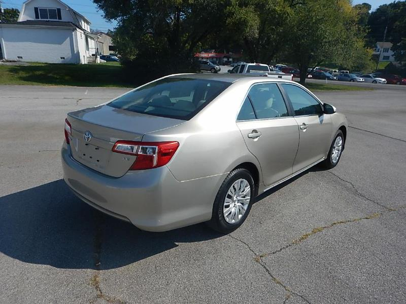 2014 Toyota Camry for sale at Carl's Auto Incorporated in Blountville TN