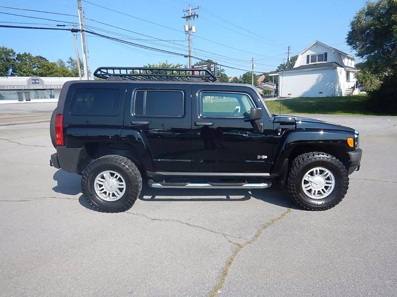 2008 HUMMER H3 for sale at Carl's Auto Incorporated in Blountville TN