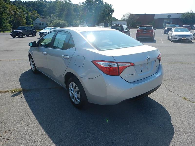 2016 Toyota Corolla for sale at Carl's Auto Incorporated in Blountville TN