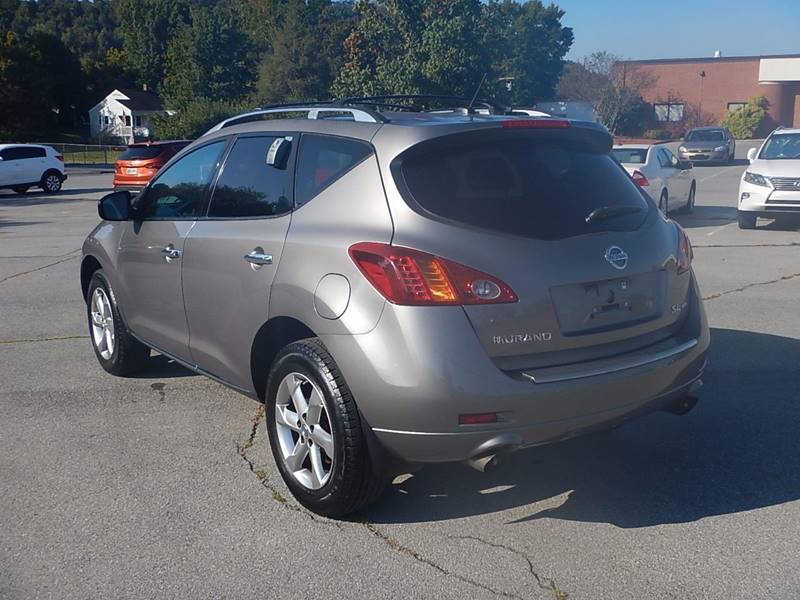 2009 Nissan Murano for sale at Carl's Auto Incorporated in Blountville TN