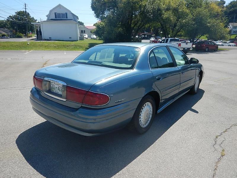 2001 Buick LeSabre for sale at Carl's Auto Incorporated in Blountville TN
