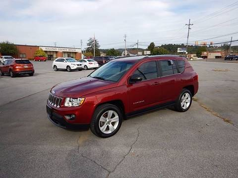 2011 Jeep Compass for sale in Blountville, TN