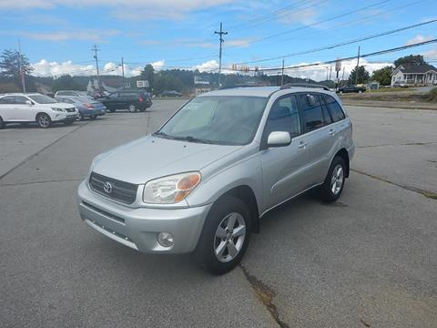 2005 Toyota RAV4 for sale at Carl's Auto Incorporated in Blountville TN