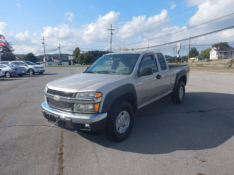 2005 Chevrolet Colorado for sale at Carl's Auto Incorporated in Blountville TN
