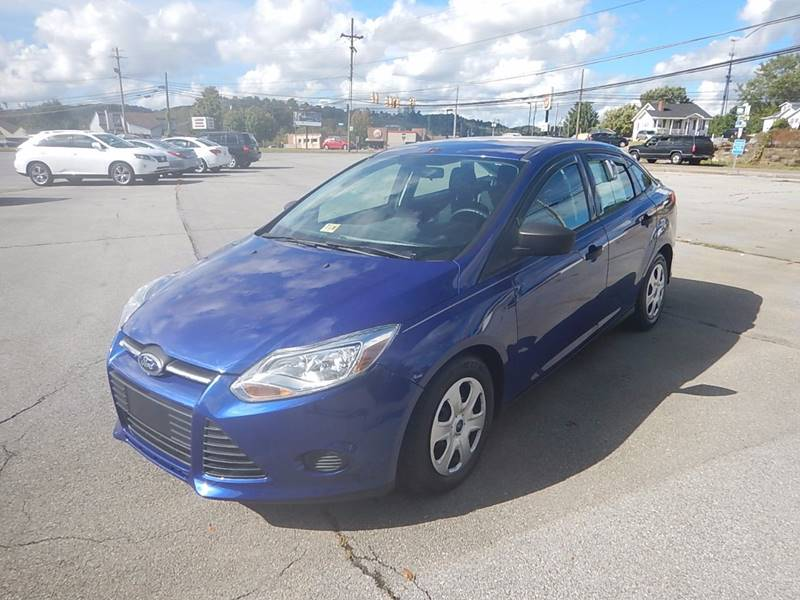 2012 Ford Focus for sale at Carl's Auto Incorporated in Blountville TN