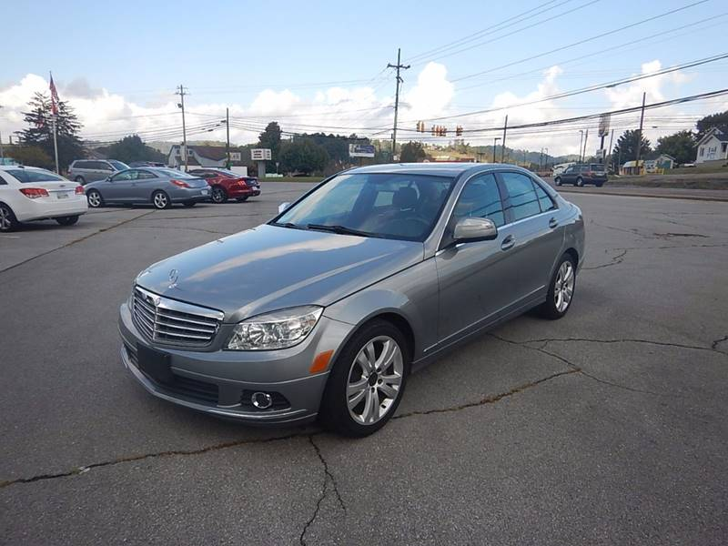2009 Mercedes-Benz C-Class for sale at Carl's Auto Incorporated in Blountville TN