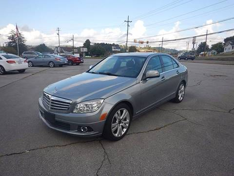 2009 Mercedes-Benz C-Class for sale in Blountville, TN