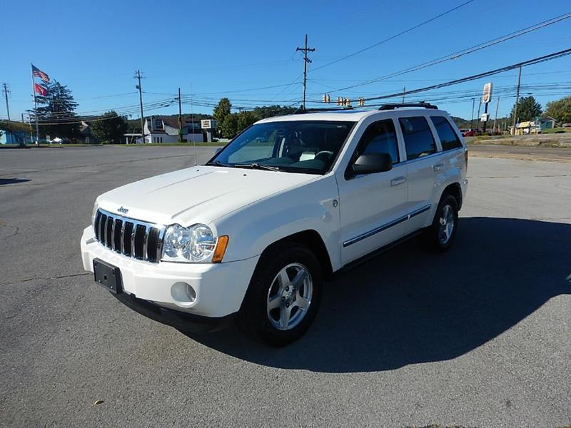 2006 Jeep Grand Cherokee for sale at Carl's Auto Incorporated in Blountville TN