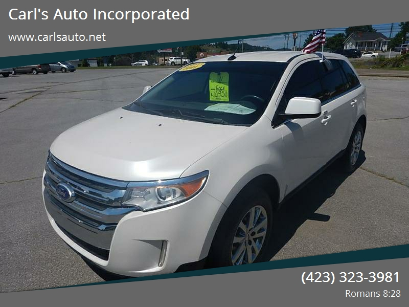 Ford Edge For Sale At Carls Auto Incorporated In Blountville Tn