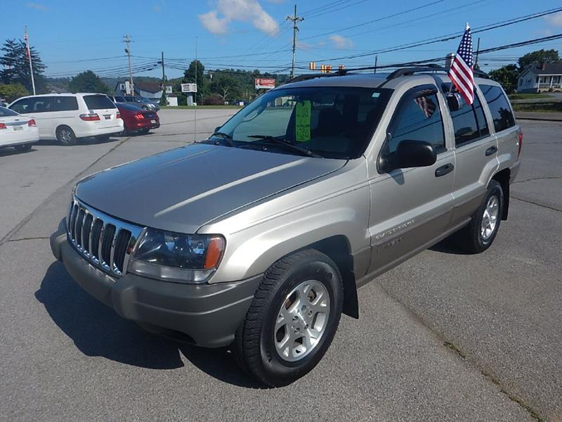 2003 Jeep Grand Cherokee For Sale At Carlu0027s Auto Incorporated In  Blountville TN