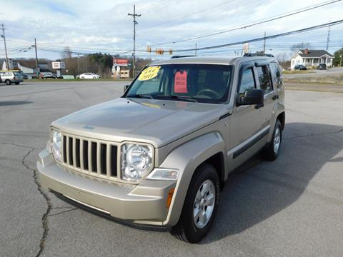 2011 Jeep Liberty for sale in Blountville, TN